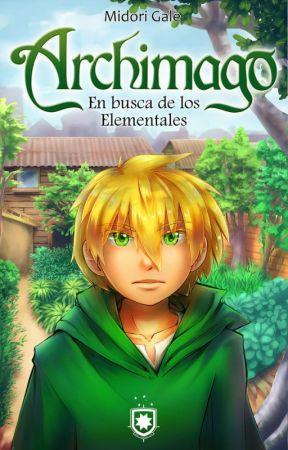 Archimago I, Los elementales perdidos by midorigale