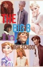 The super eight:High school life by Jelsa_love_forever_