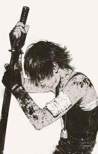 The Shadow Swordsman by shinyasan