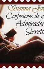 Confesiones de un admirador secreto by SJ_Reina