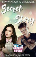 Secret Story • Justin Bieber ✔ #wattys2017 by rapariga_imperfeita