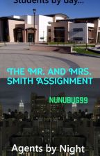 The Mr. and Mrs. Smith assignment by nunubug99