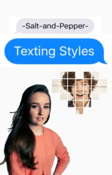 Texting Styles//H.S.