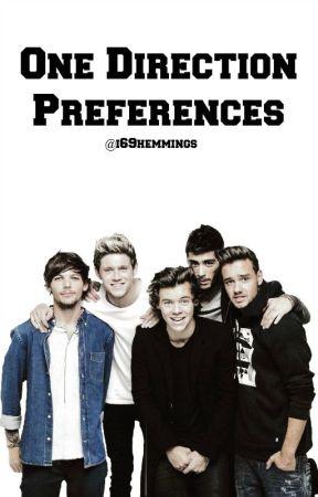 One Direction Preferences - Mistletoe Kisses - Wattpad