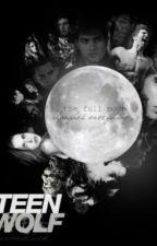 Teen Wolf preferences by jojoism1