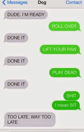 how to be funny when texting a girl
