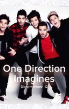 One Direction Imagines by dianemartinez_12