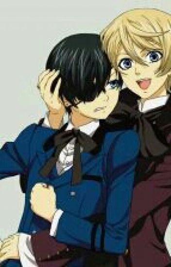 Idol In Black Butler?! (Black Butler X Reader) - (´>ω