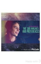 The 100 imagines and preferences { REQUESTS CLOSED } by 80slangdon