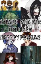 Whatsapp Chats mit dir und den Creepypastas by TeilzeitKillerin