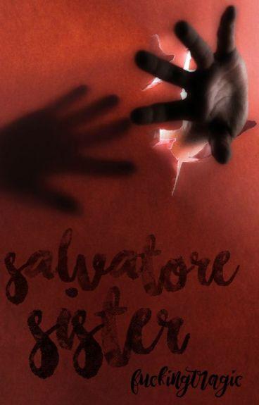 salvatore sister ⇝ tvd/spn