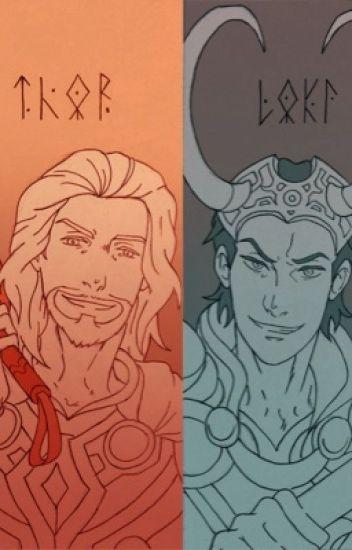 The Story Behind My Eyes (Thor x Loki) - Daft_Punk_32 - Wattpad