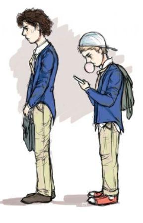 Al liceo con Sherlock Holmes by Selenil