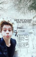 her nickname was winter. ❅ by trohical