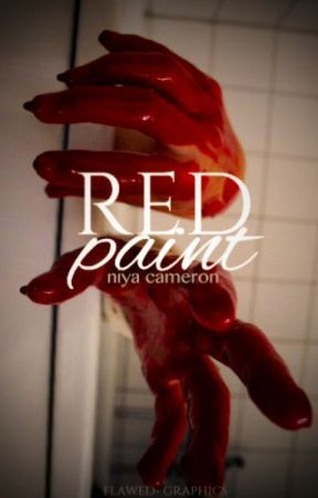 red paint ↣ a. i. by disneyisdead
