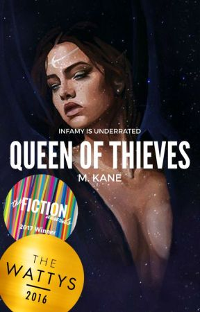 Queen of Thieves by Toxic_Wonderland