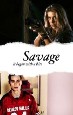 Savage《Teen Wolf》 by AintThatDevine