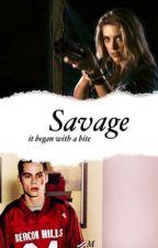Savage《Teen Wolf》 by AintThatDevine