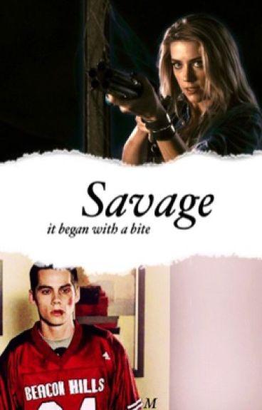 Savage《Teen Wolf》