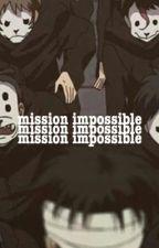 Mission Impossible by kiaramanihera