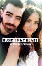 Music to My heart A Jemi/Disney Story by wheresholly