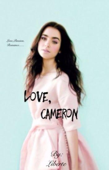 Love, Cameron.