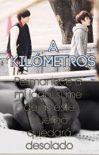 A Kilómetros [KaiSoo] ✓ by MadlyWang