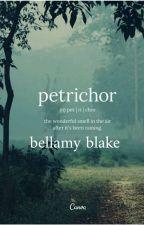 petrichor  bellamy blake  by Bellajaegar