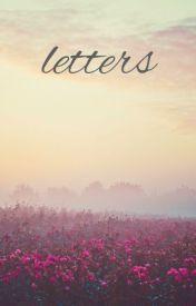 letters // thmr short-story by bubblylily