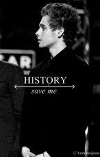 HISTORY; save me × l.h by hemmosjessi