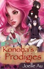Konoha's Prodigies || Naruto [Sasuke x Sakura x Neji] by JoelleAu