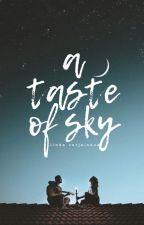 A Taste of Sky by lindayassine-