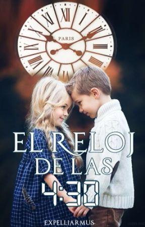 el reloj de las 4:30©  by expelliarmus-