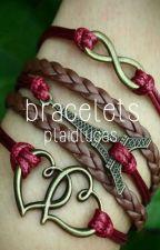 bracelets // m.c au by plaidlucas