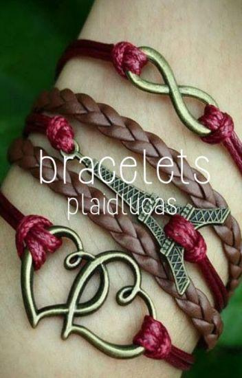 bracelets // m.c au