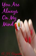 You are always on my mind by AH_Agustus