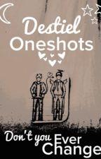 Destiel Oneshots by Justanerdygirlx