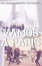 Vamos a Paris by MissSkipper