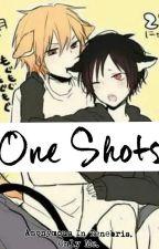 One Shots (Yaoi-Gay) by _Escritoras_Frikis_