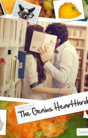 College Crush: The Genius Heartthrob by Grrrrraciella