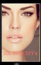 101 Girly DIYs by JaadeG_