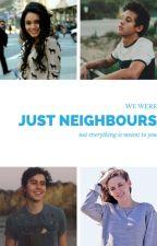 We were just neighbours ➳ n.g. & c.d. by IrishDrummer