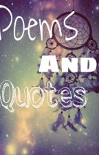 Poems and Quotes by _Infinite_Hipster