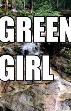 Green Girl by Disney_Dancer70227