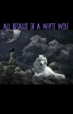 All Because of a White Wolf by ayralith_echeverria