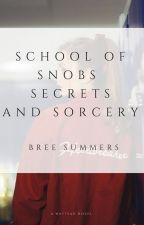 School of Snobs, Secrets and Sorcery by breethebook