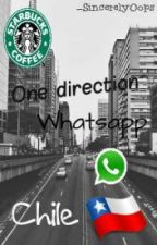 One direction Whatsapp ☛Chile by sincerelyOops