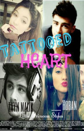 Tattooed Heart 'Zayn Malik' by LittlePrincesStyles