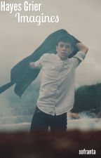 Hayes Grier Imagines by xofranta