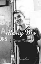 Marry Me - Shawn Mendes by belengonzalves